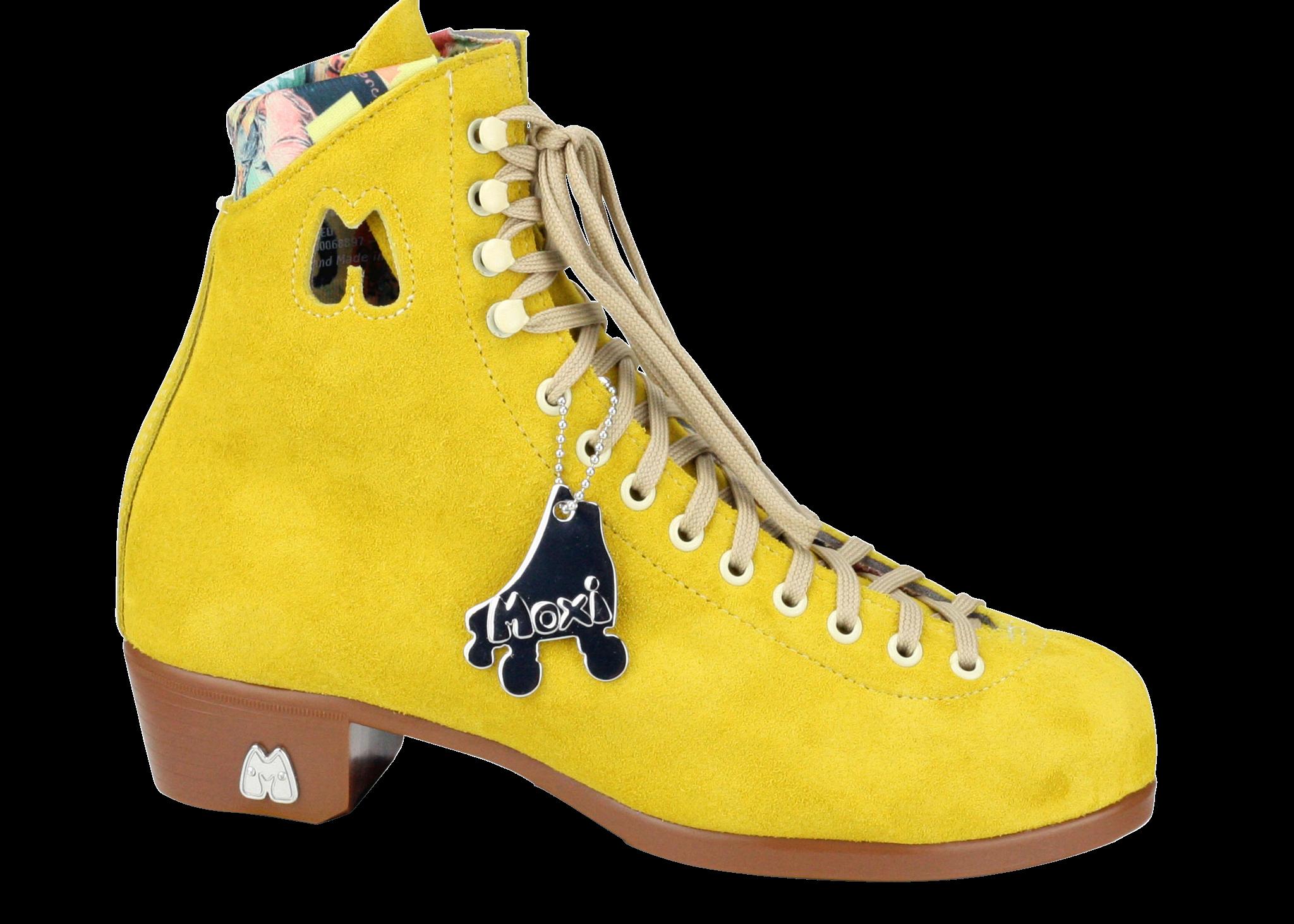 Moxi Lolly Pineapple Yellow