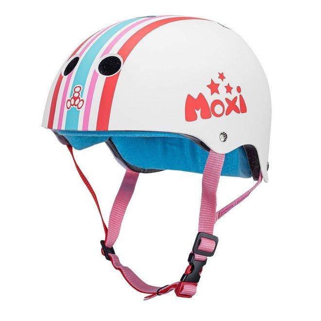 Triple8 Certified Moxi Stripey Sweatsaver Helmet