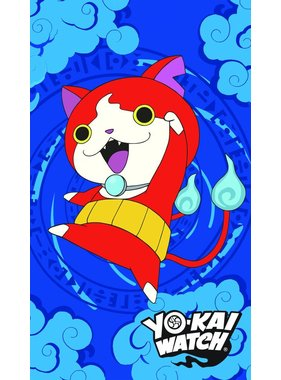 Yo-Kai Watch Strandlaken Gang 70x120 cm
