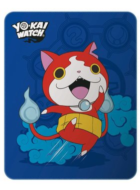 Yo-Kai Watch Plaid Gang 110x140cm Polyester