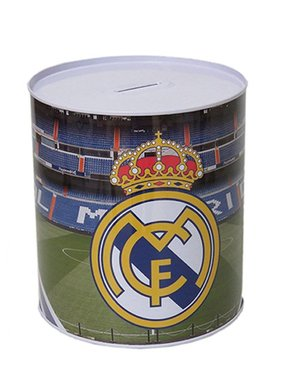 Real Madrid Piggy bank Jumbo 15 cm