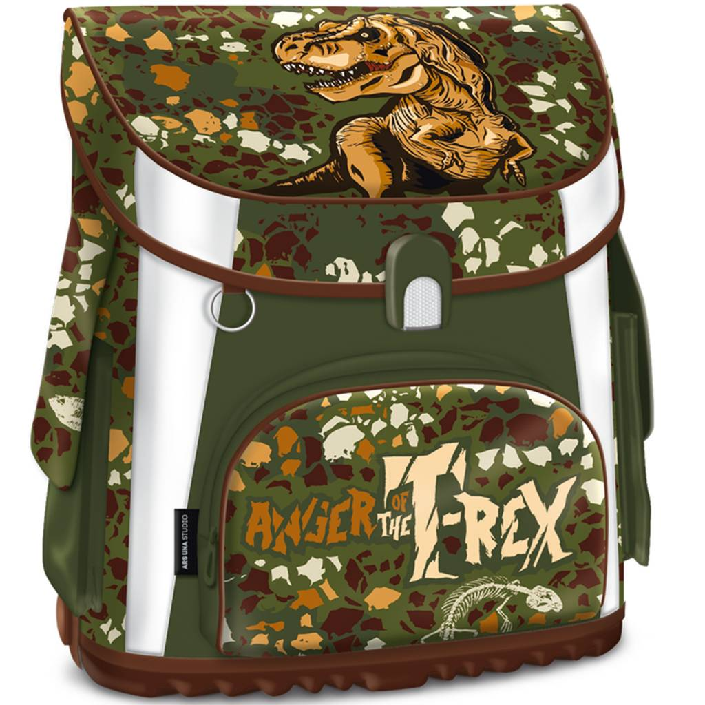 T-rex  Luxurious ergo Backpack - Multi