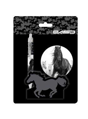 Animal Pictures My beautiful horse kladblokje + balpen