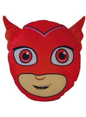PJ Masks Kussen 3D Bibou 30x34x8cm