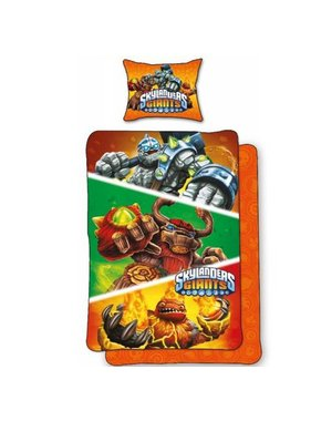 Skylanders Duvet cover Giants 140x200 cm