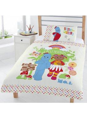 In the night Garden Duvet cover Friends junior Single 120x150 + 42x62cm