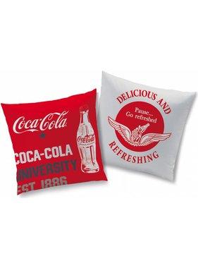 Coca Cola Kussen 1886