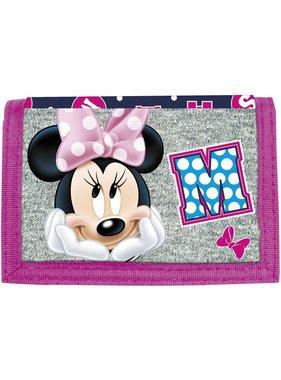 Disney Minnie Mouse Wallet Cute