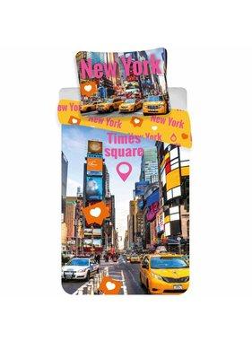 New York Duvet cover Times Square 140x200cm