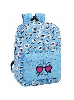 Eyes Backpack 43 cm
