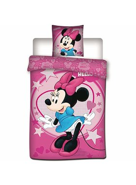 Disney Minnie Mouse Duvet cover Stars
