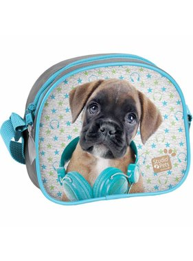 Studio Pets Puppy schoudertas Move It 18cm