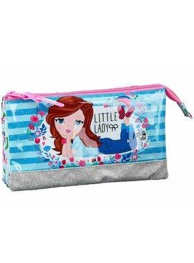 GLOWLAB pencil case Little Lady