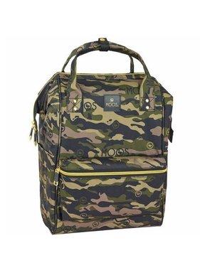 "MOOS Laptop Backpack Camouflage 13 ""40 cm"