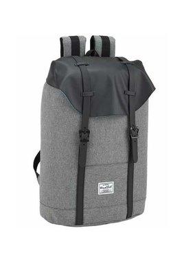 "BlackFit8 Laptop Backpack Black & Gray 15.6 ""42 cm"