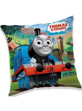 Thomas de Trein Throw pillow Tour 40x40 cm