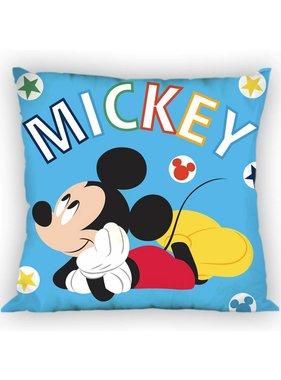 Disney Mickey Mouse Sierkussen Blue 35x35 cm