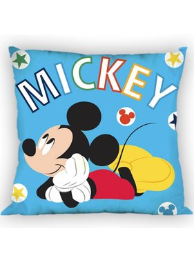 Disney Mickey Mouse Throw pillow Blue 35x35 cm