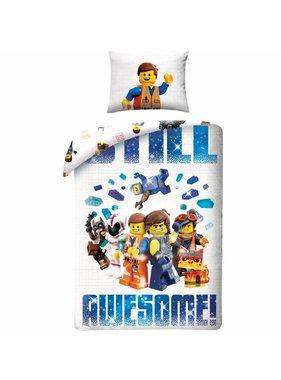 Lego Movie Dekbedovertrek 140x200cm