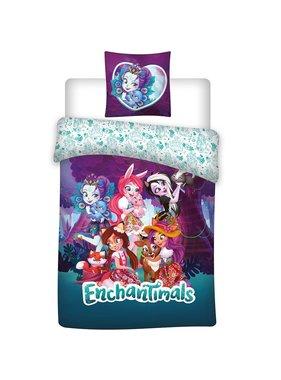 Enchantimals Duvet cover Friends 140x200 cm