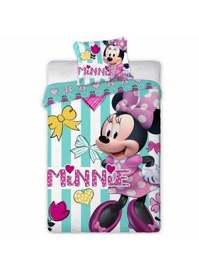 Disney Minnie Mouse BABY dekbedovertrek 100x135cm