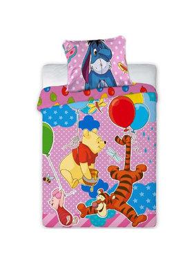 Disney Winnie the Pooh BABY dekbedovertrek party 100x135cm + 40x60cm