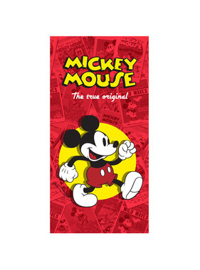 Disney Mickey Mouse Beach towel The True Original 75 x 150 cm