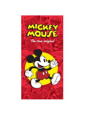 Disney Mickey Mouse Strandlaken The True Original 75 x 150 cm