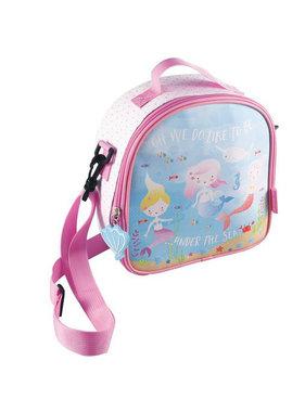 Floss & Rock cooler bag Mermaid 22 x 22 x 9 cm