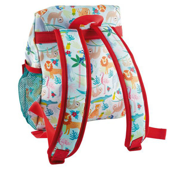 Floss & Rock Jungle -  toddler / kindergarten backpack - 30 cm - Multi