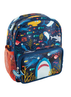 Floss & Rock backpack Ocean 28 x 23 x 9 cm