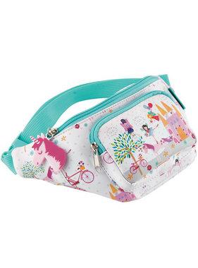 Floss & Rock Belt Bag Unicorn 29 x 13 cm