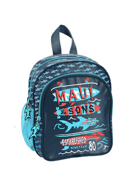 Maui Shark Toddler Backpack 25 cm