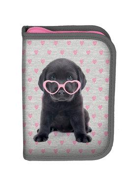 Studio Pets Puppy Glasses Leeg Etui