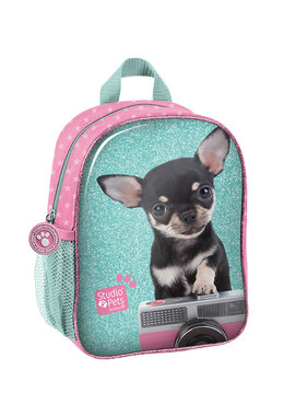 Studio Pets Chihuahua Camera Toddler Backpack 28 cm