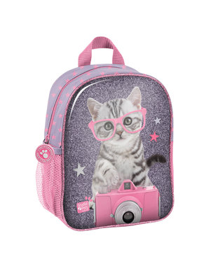 Studio Pets Cat Camera Toddler Backpack 28cm