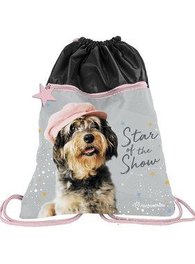 Rachael Hale Puppy Star gym bag 45 cm
