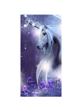 Unicorn Beach towel 70x140cm