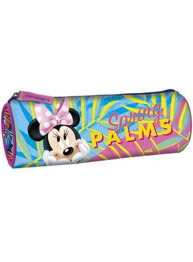 Disney Minnie Mouse Rond Etui Spring Palms 21 cm