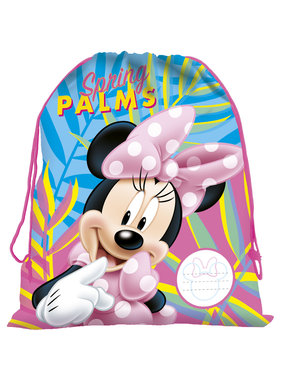 Disney Minnie Mouse Spring Palms Gymbag 42 cm