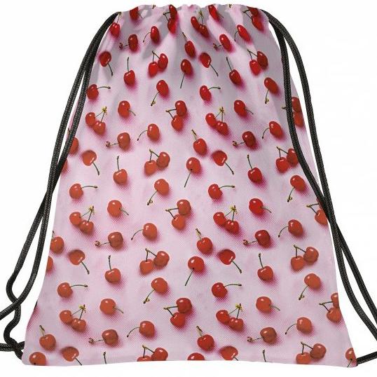 Back Up Cherries - Gymbag - 45 x 35 cm - Multi
