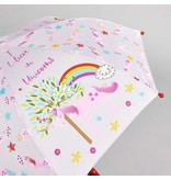 Floss & Rock Unicorn - Umbrella - Changes color!