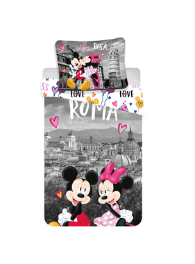 Disney Minnie Mouse Duvet cover Roma Love 140x200 cm