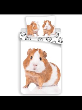 Animal Pictures Duvet cover Guinea pig 140x200 cm