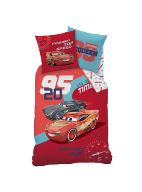Disney Cars Duvet cover Competition 140 x 200 cm