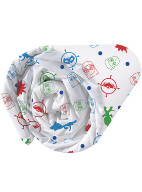 PJ Masks Fitted sheet Action 90 x 200 cm