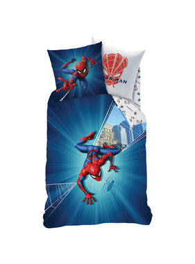 Spiderman Duvet cover City 140 x 200 cm