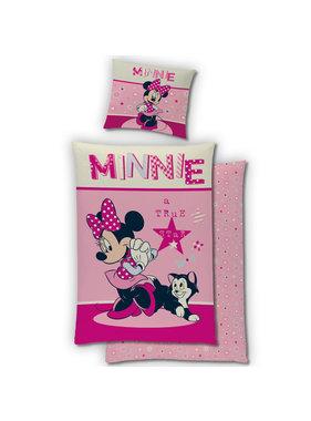 Disney Minnie Mouse Duvet cover Flannel 140 x 200 cm