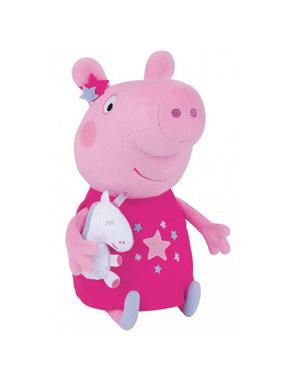 Peppa Pig Stuffed Animal Unicorn 25 cm