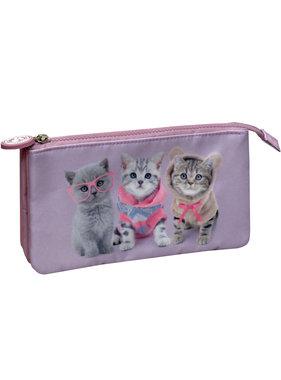 Studio Pets Etui Kittens 22 cm